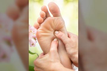 Reflexology Massage